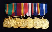 US Marine Corps modern Medal group of 6 awards